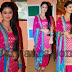 Shafaq Naaz in Pink Patiala Salwar