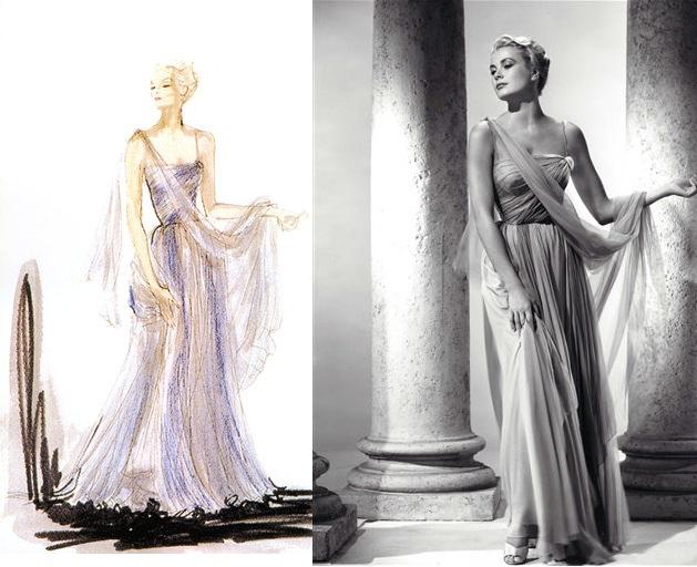 Edith Head Famous Dresses Sew Many Seams: Design...