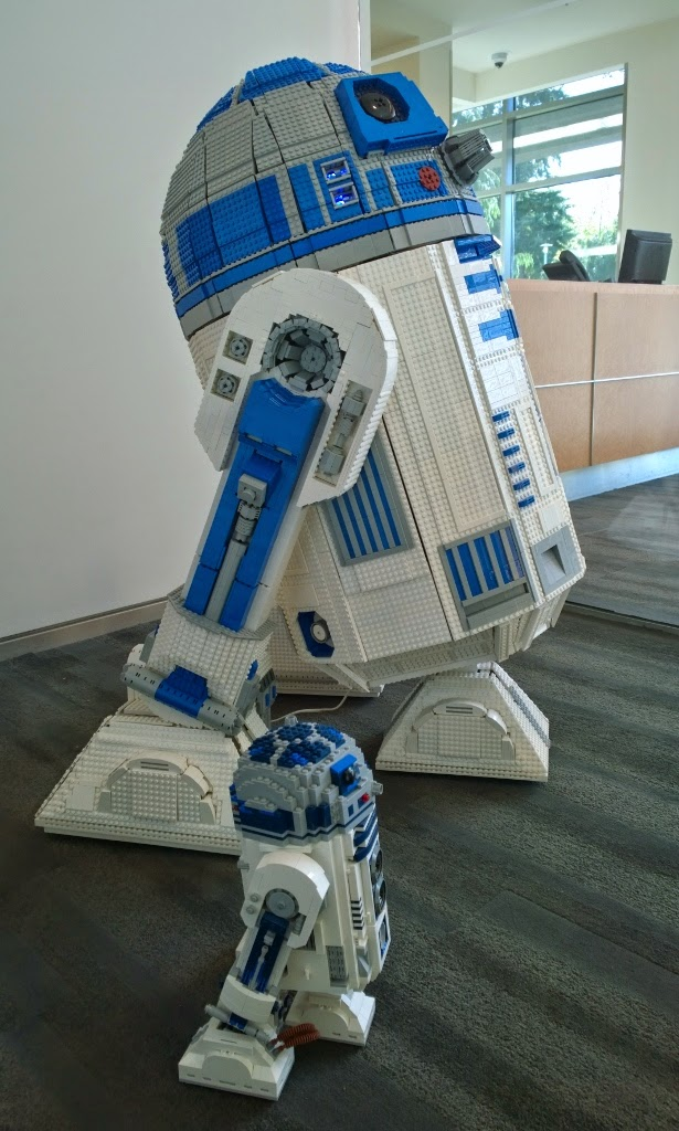 L3 g0 the lego r2 d2 fixing your lego r2 d2 39 s angle for star wars 10225 ultimate collector 39 s - Lego starwars r2d2 ...