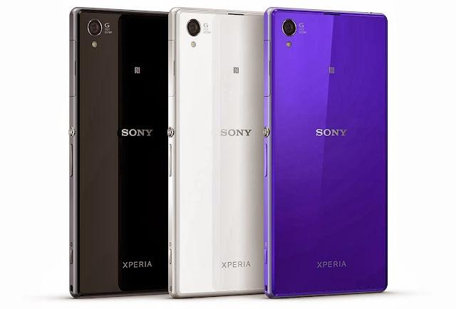 Sony Xperia Z1 Mini Tri-Coloured