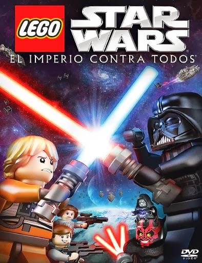 Ver Lego Star Wars: El Imperio contra todos (2012) Online