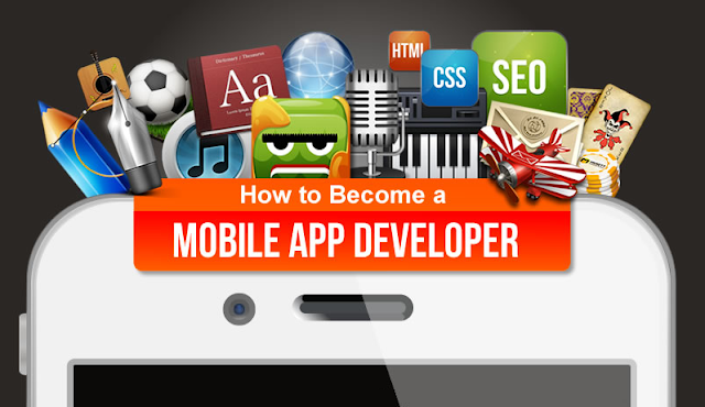 Image: How To Become A Mobile App Developer