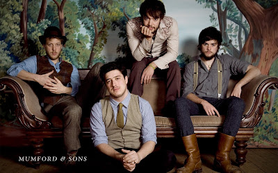 Mumford & Sons Wallpaper