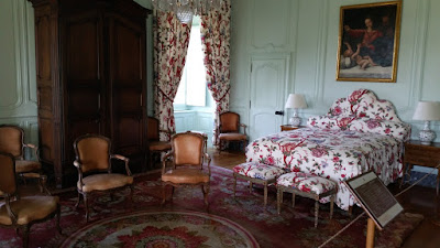 Château de Hautefort. Sala de la senyora