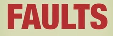 faults title