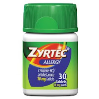 New Coupon:$4/1 Zyrtec