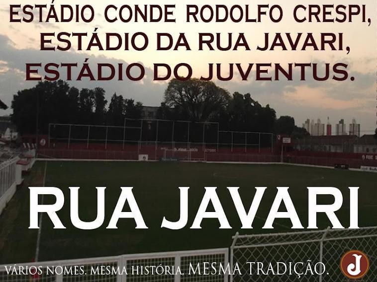 Making Rua Javari