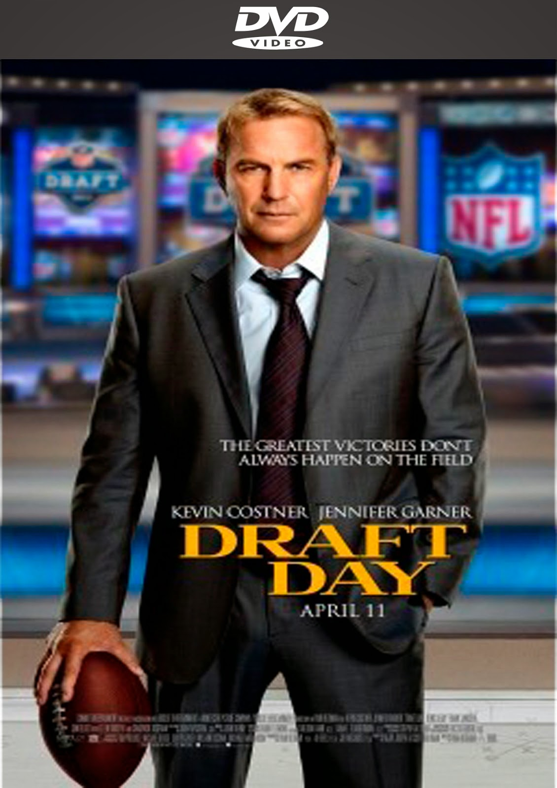 Draft Day [2014] [Latino] [DVD Full]