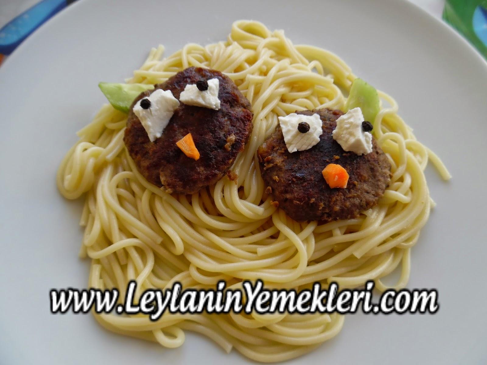 Kuş Yuvası Spaghetti
