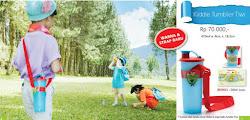 Katalog Promo Tupperware Juni 2013 - Kiddie Tumbler Tiwi