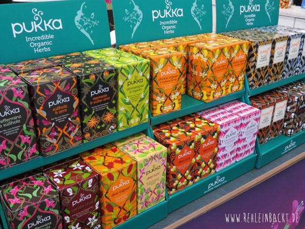 Pukka Tee auf der BIOFACH Messe Nürnberg 2015 rehlein backt
