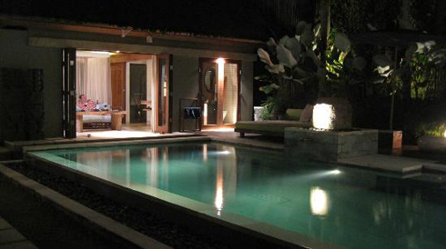 THE PURIST VILLAS AND SPA UBUD  POOL