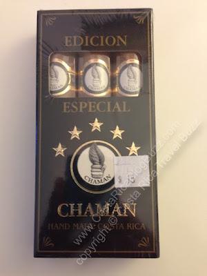 chaman cigar edicion especial