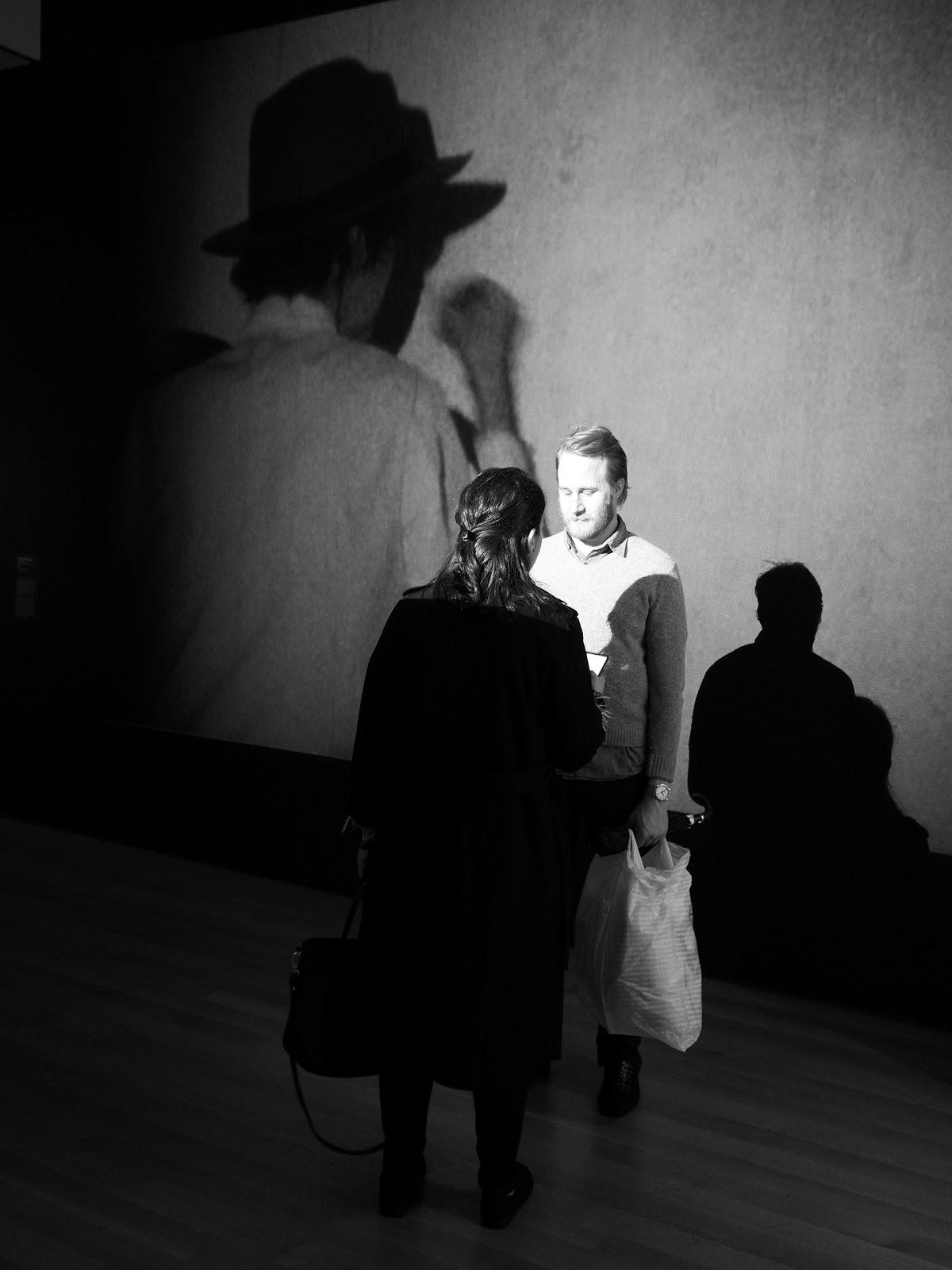 Stranger Portraits #StrangerPortraits #makeportraits #MoMA #MuseumofModernArt   #NYC ©2015 Nancy Lundebjerg