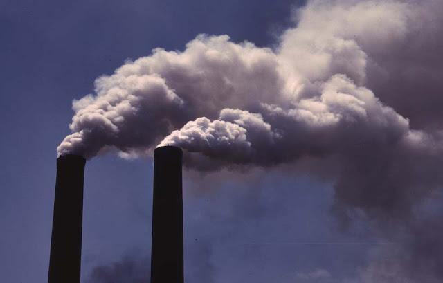 Penyebab Pencemaran Udara karena Aktivitas Manusia