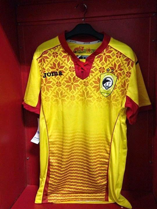 Jersey Sriwijaya FC