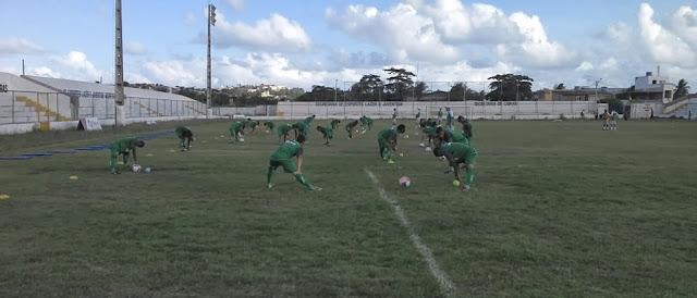 América fará primeiro jogo-treino visando 2014