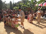 กิจกรรมวันเด็กแห่งชาติ  ประจำปี ๕๖