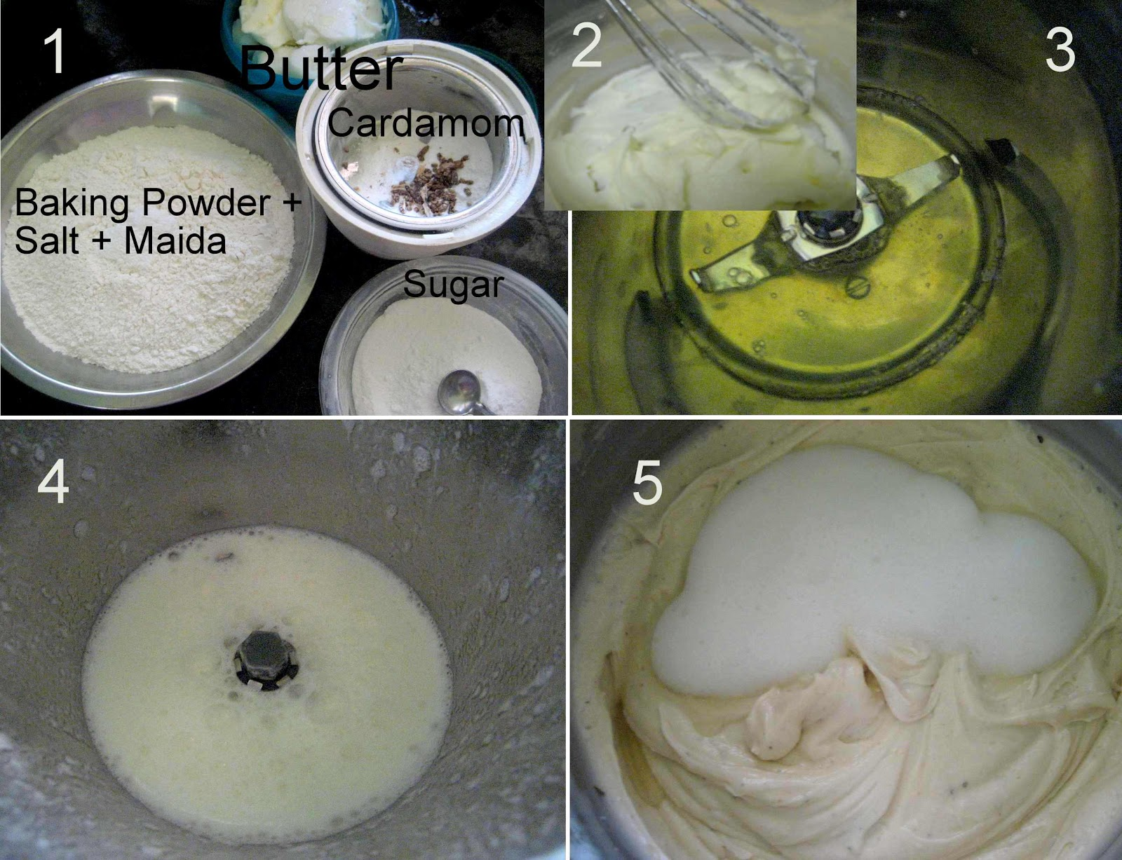 How to make a cake on pressure cooker
