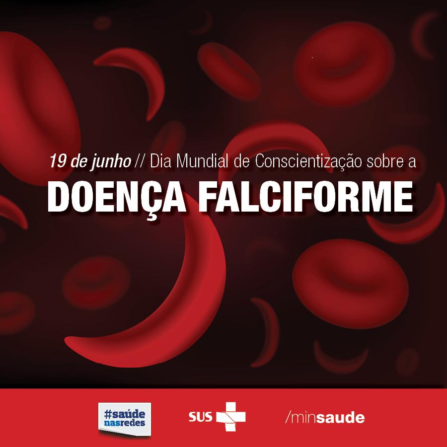 Dia Mundial de Conscientização da Anemia Falciforme