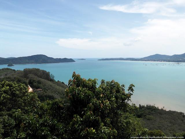 Chalong Bay, Bon Island, Buddha Island