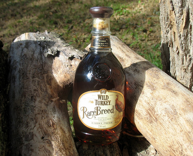 Barrel Proof Wild Turkey Bourbon Whiskey