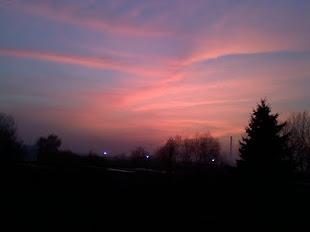 Chemiczne zachody słońca