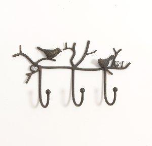 Art Wall Decor: Metal Birds Wall Art Decor