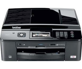 Принтер Brother MFC- J825DW Inkjet All-in-One