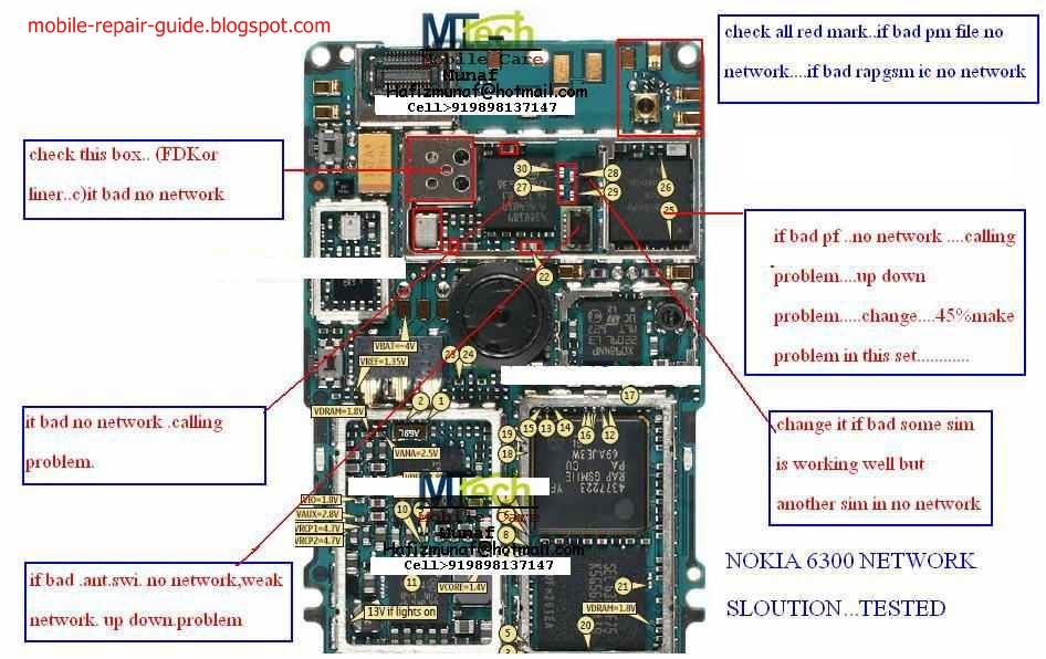 nokia 6300 no network picture repair guide dizzysenses rh dizzysenses blogspot com Nokia 3300 Nokia 3200