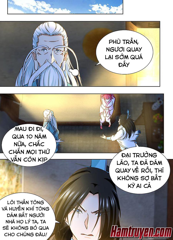 Vĩnh Hằng Chí Tôn chap 177 - Trang 8