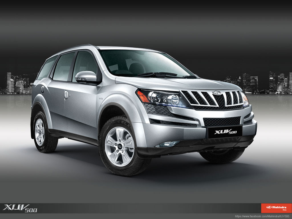 Autovelos Mahindra Xuv 500 Price In India 2012