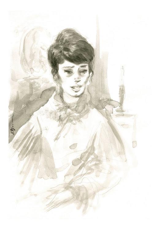 Tatiana Samoilova from Anna Karenina film