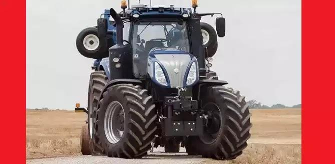 Το  αυτόματο τρακτέρ  που φέρνει επανάσταση στη… γεωργία! [video]