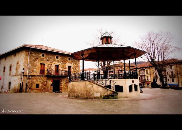 plaza Euskadi - Zalla