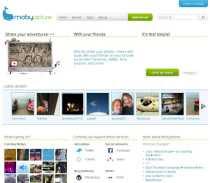 Compartir fotos y videos en Facebook Google Plus y Twitter MobyPicture