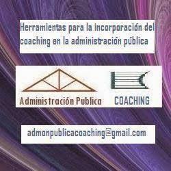 Integración del coaching en la Administración Pública