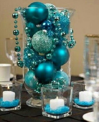 teal christmas decorations are everywhere this year this colour is really on trend teal works really well with silver or white and is a refreshing choice