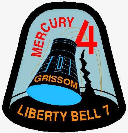 Insignia de la misión Mercury 4