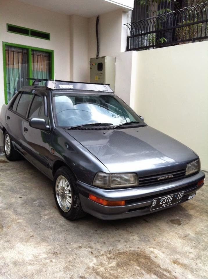 DIJUAL Daihatsu CLASSY Th 93 ..Harga Murahe PUOL - JAKARTA ...