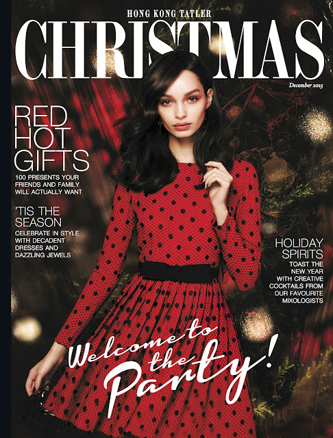 Fashion Model, @ Luma Grothe By Zoey Grossman For Hong Kong Tatler, December 2015