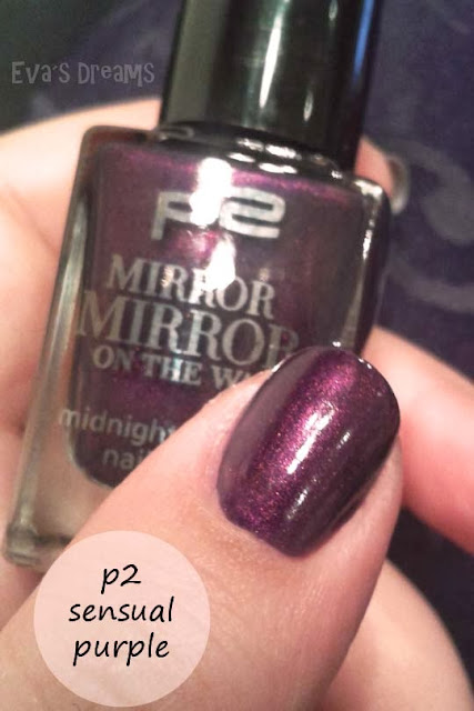 P2 Mirror, Mirror on the wall - LP - sensual purple