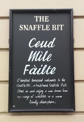 Snaffle Bit, Glasgow