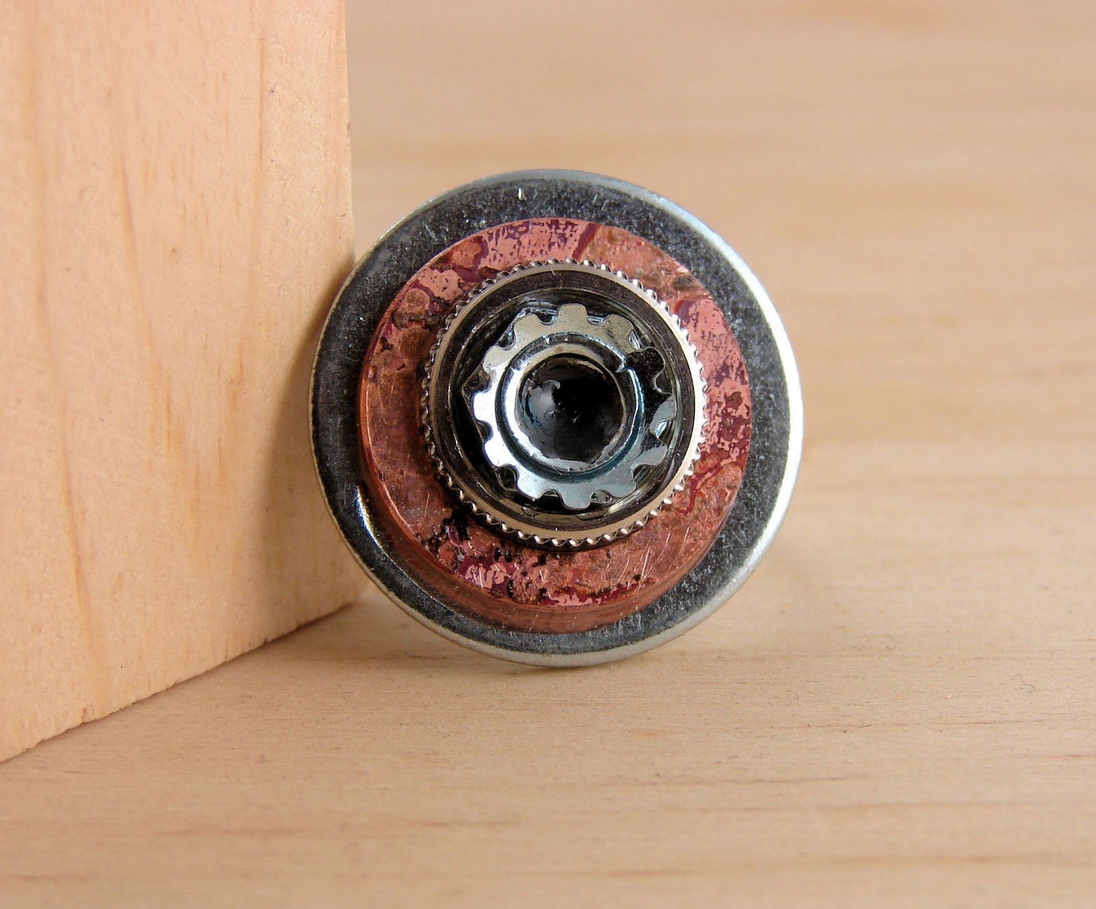 Copper Lock Washer : Everyday inspired bursts of inspiration
