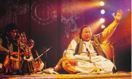 Nusrat Fateh Ali Khan Bina Mahi by D Waraich