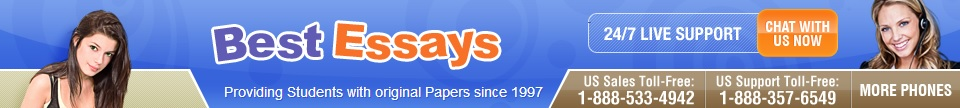 Order Custom Eaasy Writing Services at BestEssays.com.au