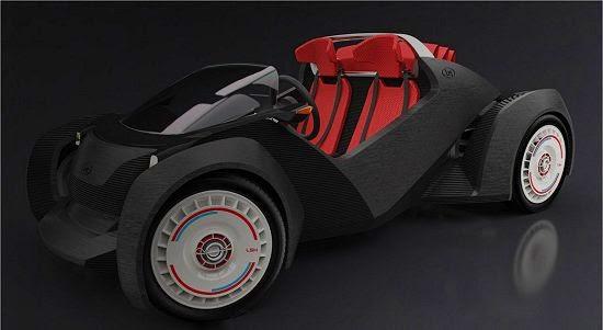 Você compraria um carro feito em uma impressora 3D?
