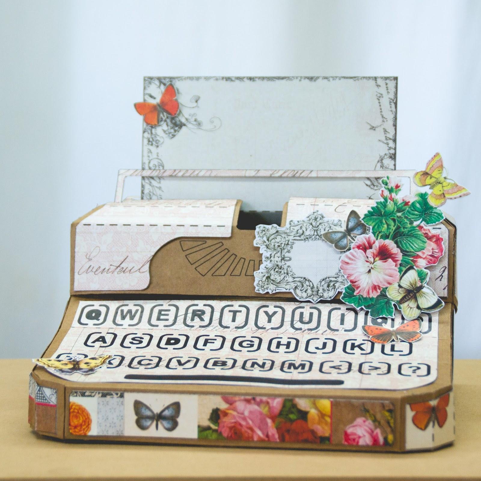 Armado de caja con kit imprimible