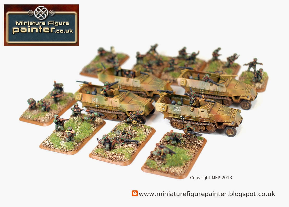 15mm Battlefront SS Panzer Grenadiers