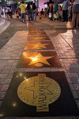 Eastwood Walk of Fame